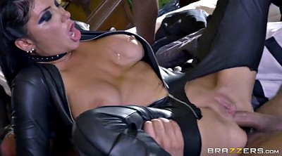 Romi rain, Gloves, Boot, Glove, Triple, Triple penetration