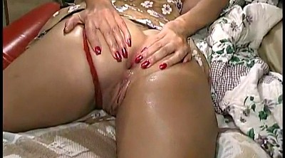 Double penetration, Double blowjob, Anal gaping