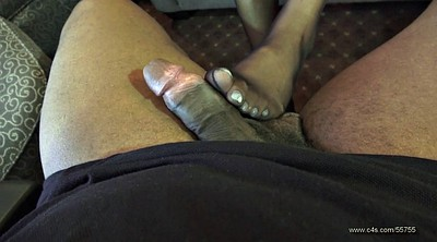 Pantyhose, First black