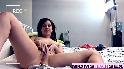Mother and son, Step son, Mother son, Milf creampie, Day