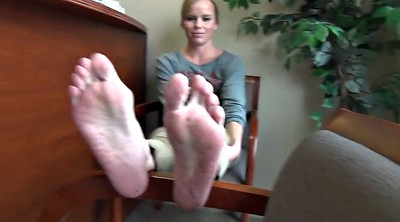 Footing, Amateur feet
