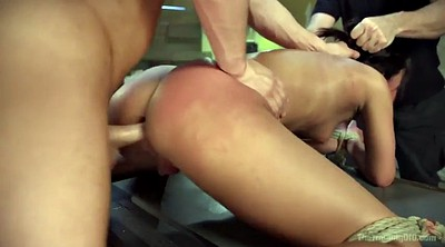 Brutal, Ass slave, Slave anal, Nice butt