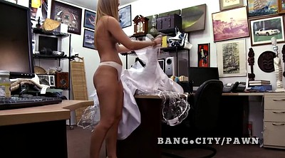 Bride, Shop, Sell, Shopping, Pawn shop, Real voyeur
