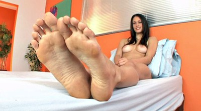 Teen solo, Latina foot