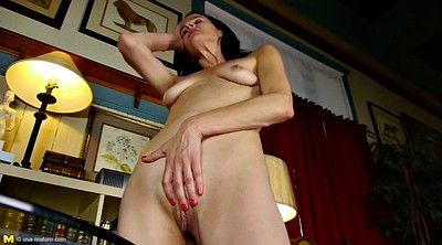 Mature, Mom anal, Ass fingering, Anal mom