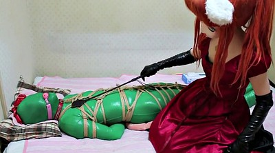 Cosplay, Japanese bdsm, Japanese bondage, Japanese cosplay