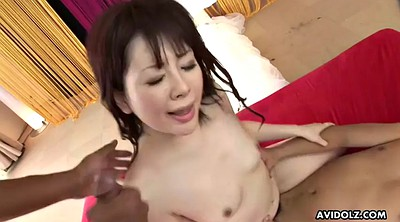 Japanese threesome, Hairy creampie, Double pussy, Missionary creampie, Japanese small, Japanese double
