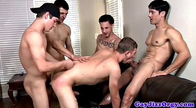 Orgy, Gay swallow