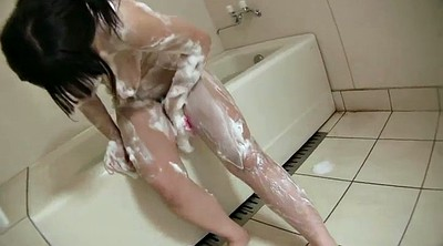 Bath, Japanese bath, Japanese young, Japanese solo, Japanese shower, Japanese woman