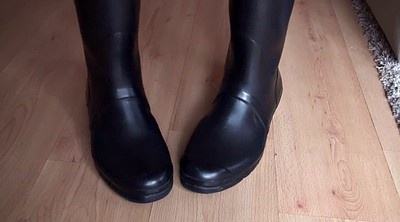 Boots, Hunter, Footing