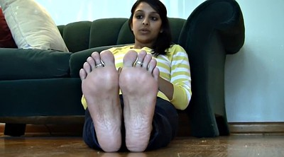 Solo feet, Indians, Indian feet