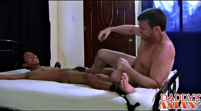 Daddy, Old gay, Asian party, Asian old