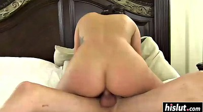 Big booty, Swallow cum