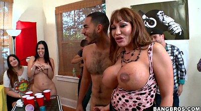 Britney amber, Torture, College orgy