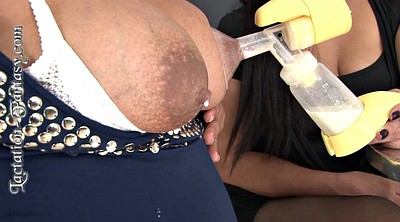 Breast milk, Milking tits