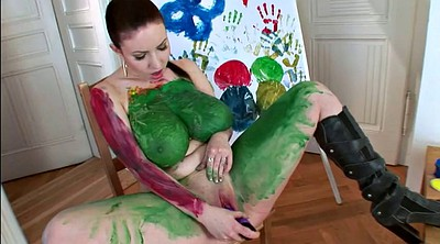 Art, Body paint, Body, X-art, Paint, Body painting