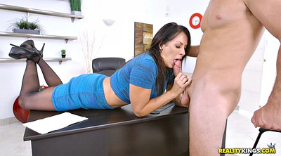 Reagan foxx, Cloth, Penis, Worker, Foxx, Big penis