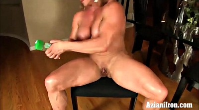 Model, Pussy pumping