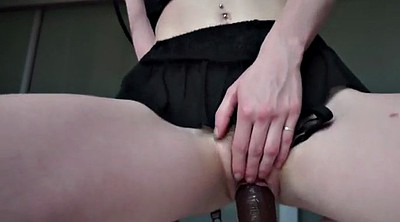 Masturbating, Dildo riding