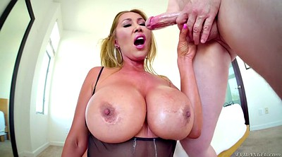 Throat, Asian mom, Mature asian, Kianna dior