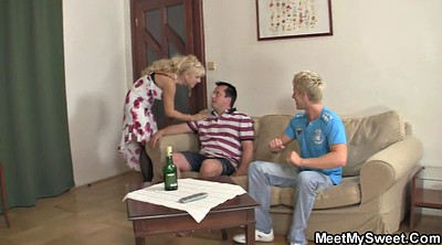 Granny group, Mature group, Mature threesome, Granny threesome, Young mature, Parents