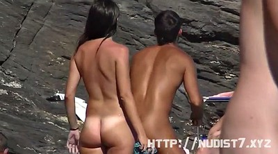 Young, Nudist