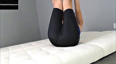 Farting, Yoga pants