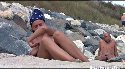 Beach nudist, Spy, Nudism, Naked, Pussy lips