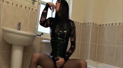 Latex, Whore, Nylon cum