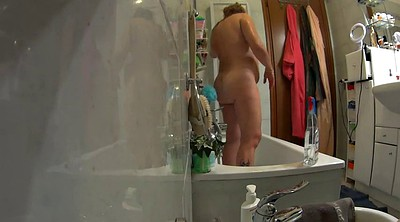 Mature shower, Milf shower, Day, Angels