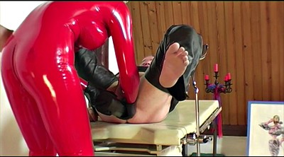 Latex, Bdsm slave