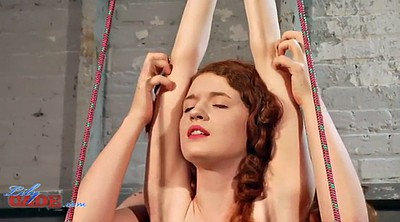 Forced, Force, Tied, Lesbian bondage, Forcefully