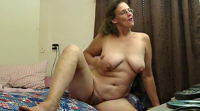 Hairy granny, Granny mature