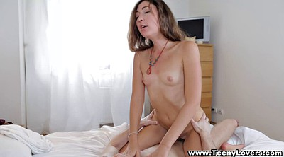 Orgasm, Young creampie, Pussy lick