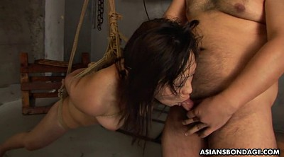 Asian tied, Tie, Rope, Asian bdsm