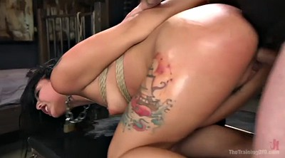 Fist, Whip, Tit fuck, Tattoo slave