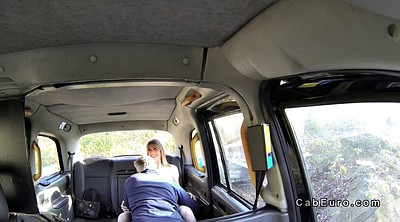 Naked in public, Fake taxi