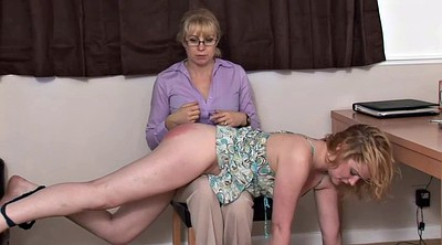 Spanking, Old young