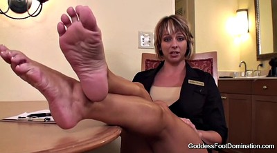 Foot job, Interview, Job, Job interview