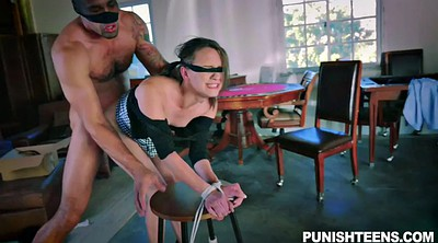 Tied, Spanks, Blindfolded