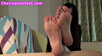 Asian solo, Asian feet