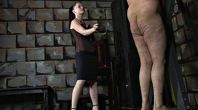 Caning, Slave