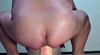 Sex, Huge dildo, Ruined, Gay riding