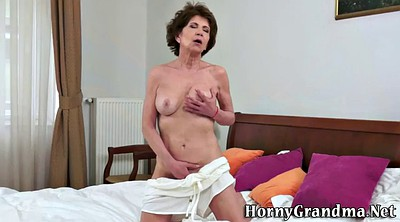 Old mature, Interracial mature