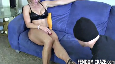 Femdom, Femdom foot, Feet lick, Suck toes, Long toes, Licking foot