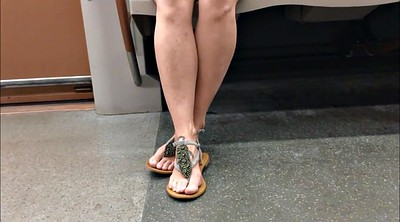 Foot, Candid foot