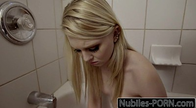 Innocent, Teen shower, Nubiles