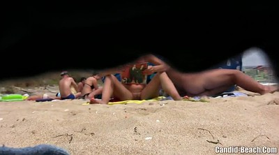 Nude beach, Video, Hd milf