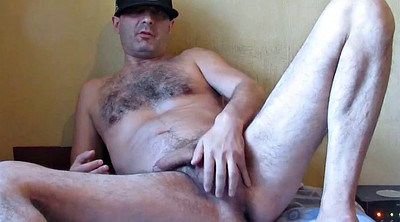 Masturbation hairy, Hairy daddy