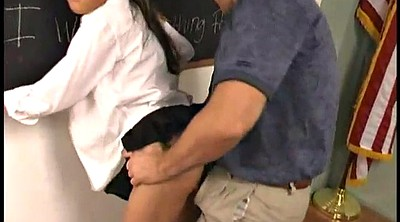 Asian anal, School